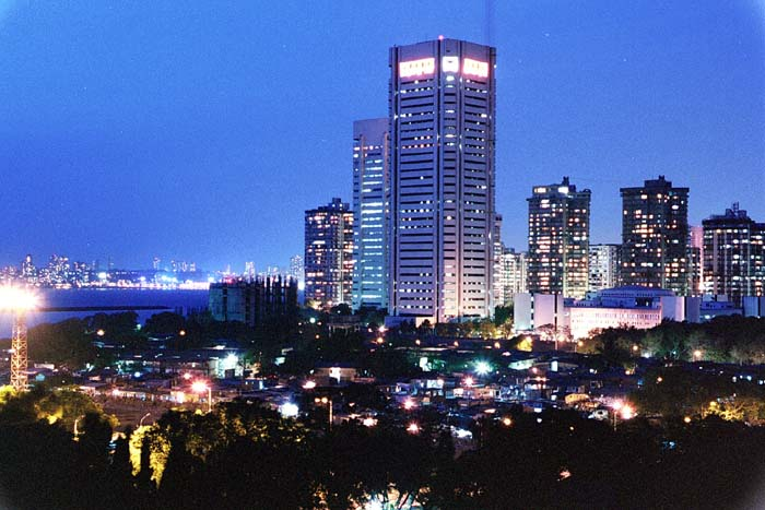 A Look at the Commercial Real Estate in Mumbai